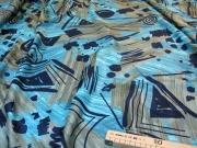 Ткань блузочная Жаккард