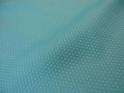 Ткань костюмная Хлопок Пике (бирюзовый)