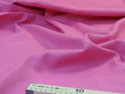 Ткань костюмная Хлопок Пике (розовый)