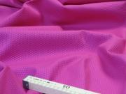 Ткань костюмная Хлопок Пике (фуксия)
