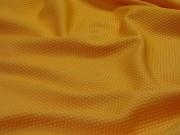 Ткань костюмная Хлопок Пике (оранжевый)