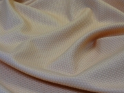 Ткань костюмная Хлопок Пике (персиковый)