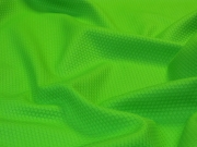 Ткань костюмная Хлопок Пике (зеленый)